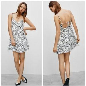 Aritzia SUNDAY BEST Sexton Mini Slip Dress